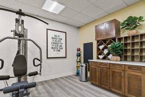Auburn Hill Senior Living Fitness Center