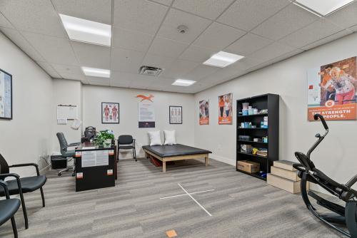 Auburn Hill Senior Living Fitness Center