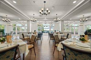 Auburn Hill Senior Living Dining