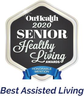OurHealth Senior Healthy Living Awards