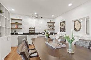 Senior Living Kitchen